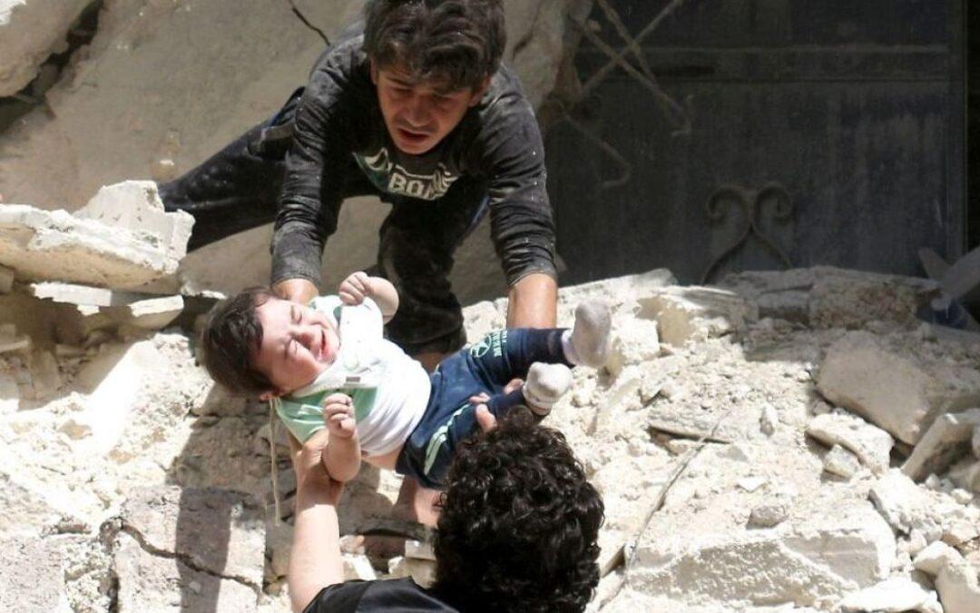 Kalaallit Røde Korsiat giver kor. 50.000 til Røde Kors nødhjælpsarbejde i Aleppo