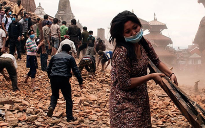 KRK donerer 50.000 kr. til Nepal