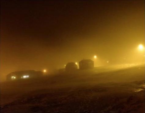 Kalaallit Røde Korsiat støtter fangerne i Qaanaaq