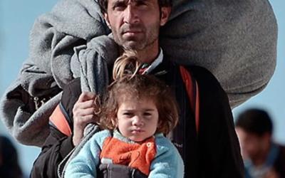 KRK donerer 50.000 kroner til Røde Kors nødhjælpsarbejde ved Syriens grænser