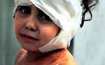 Kalaallit Røde Korsiat donerer kr. 50.000 flygtninge fra krigen i Syrien