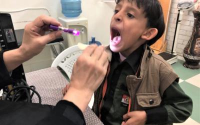 Hjælp til Yemen