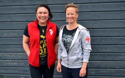 Ny formand i Kalaallit Røde Korsiat